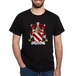 Pinard Family Crest  Dark T-Shirt