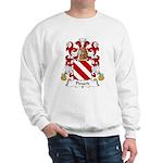 Pinard Family Crest  Sweatshirt
