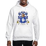 Pierrot Family Crest Hooded Sweatshirt