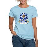 Pierres Family Crest Women's Light T-Shirt