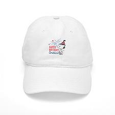 Snoopy - Happy B-Day America Cap