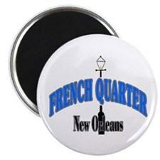 "New Orleans Street Tiles 2.25"" Magnet (10 pack)"
