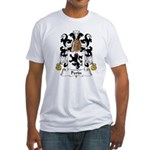 Perin Family Crest Fitted T-Shirt