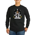 Perin Family Crest Long Sleeve Dark T-Shirt
