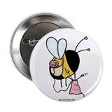 Rather bee knitting Button