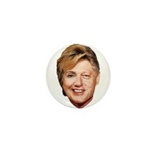 Billary Clinton Mini Button (100 pack)