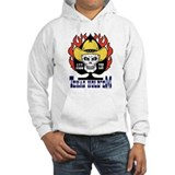 Cowboy Skull Texas Hold'em Poker Hoodie