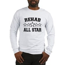 Rehab All Star Long Sleeve T-Shirt