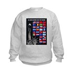 United Nations Freedom Kids Sweatshirt