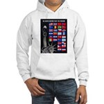 United Nations Freedom (Front) Hooded Sweatshirt
