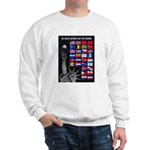 United Nations Freedom Sweatshirt