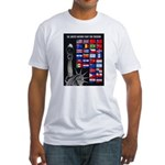 United Nations Freedom Fitted T-Shirt
