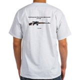 SVD Dragunov Ash Grey T-Shirt