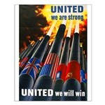 United We Win Small Poster