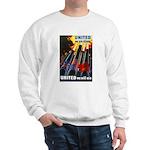 United We Win (Front) Sweatshirt
