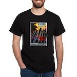 United We Win (Front) Dark T-Shirt
