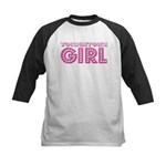 Youngstown Girl Kids Baseball Jersey