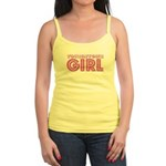 Youngstown Girl Jr. Spaghetti Tank