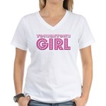 Youngstown Girl Women's V-Neck T-Shirt