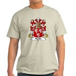 Nicolle Family Crest Light T-Shirt