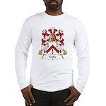 Mille Family Crest Long Sleeve T-Shirt