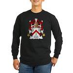 Mille Family Crest Long Sleeve Dark T-Shirt