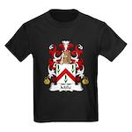 Mille Family Crest Kids Dark T-Shirt