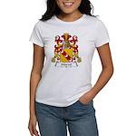 Marcel Family Crest Women's T-Shirt