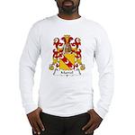 Marcel Family Crest Long Sleeve T-Shirt