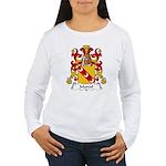 Marcel Family Crest Women's Long Sleeve T-Shirt