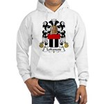 Lefrancois Family Crest Hooded Sweatshirt