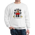 Lefrancois Family Crest  Sweatshirt