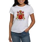 Lefranc Family Crest Women's T-Shirt