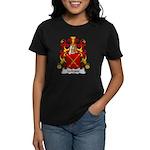 Lefranc Family Crest Women's Dark T-Shirt