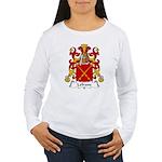 Lefranc Family Crest Women's Long Sleeve T-Shirt