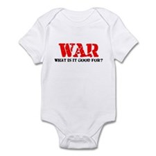 What is it Good For? Infant Bodysuit