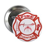 "Shrine Fire Fighter 2.25"" Button (100 pack)"