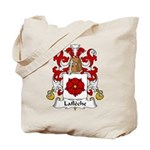 Lafleche Family Crest Tote Bag