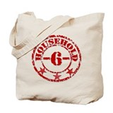 Household 6  Tote Bag