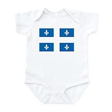 Official Flag and Color Infant Bodysuit