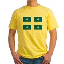 Official Flag and Color T