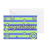 Congratulations Greeting Cards (Pk of 10)