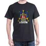 Hennequin Family Crest Dark T-Shirt