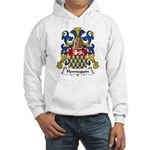 Hennequin Family Crest Hooded Sweatshirt