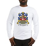 Hennequin Family Crest Long Sleeve T-Shirt