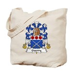 Guerry Family Crest Tote Bag