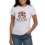 Granier Family Crest Women's T-Shirt