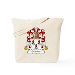 Granier Family Crest Tote Bag
