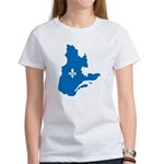 Map with Official Color Women's T-Shirt
