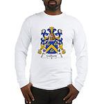 Galland Family Crest Long Sleeve T-Shirt